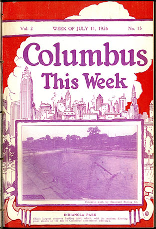Columbus This Week, 1926