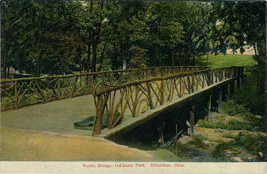 Rustic Bridge other view
